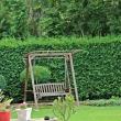 Moss House garden