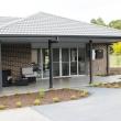 Oak House driveway
